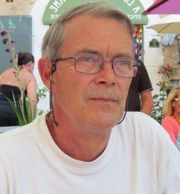 Alain Pipart président du Club